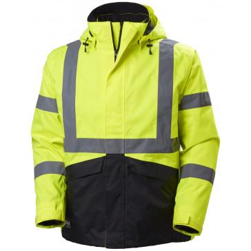 Kurtka ostrzegawcza wodoodporna z podpinką Alta CIS Jacket CL 3