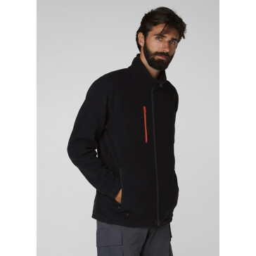 Polar Oxford Fleece Jacket