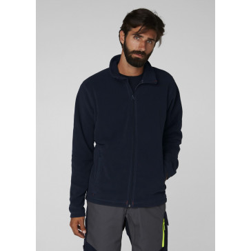 Polar Oxford Light Fleece Jacket