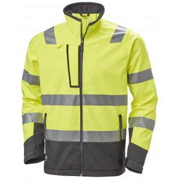 Kurtka ostrzegawcza softshellowa Alna 2.0 Softshell Jacket