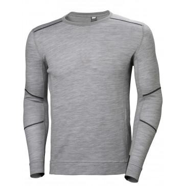 Bluza termoaktywna HH Lifa Merino Crewneck