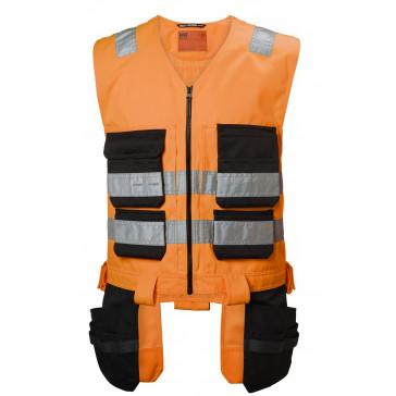Kamizelka ostrzegawcza Alna Construction Vest CL 1