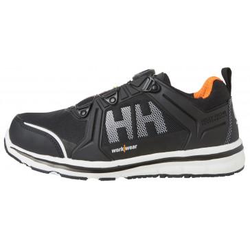 Buty robocze oddychające czarne Oslo Low Boa S3