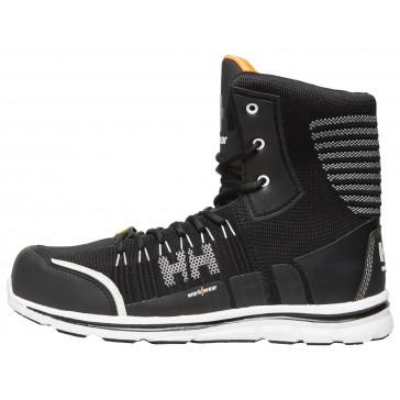 Buty robocze oddychające czarne Oslo High S1P