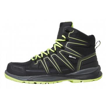 Buty robocze oddychające czarne Addvis Mid S3