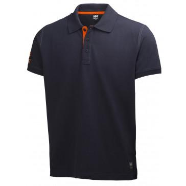Koszulka bawełniana Oxford Polo