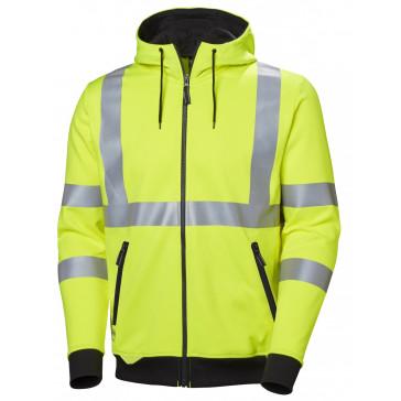 Bluza polarowa ostrzegawcza Addvis Zip Hoodie