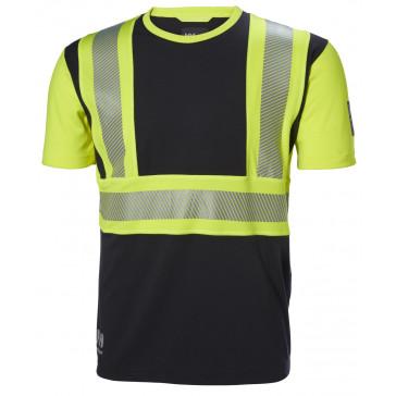 T-shirt ostrzegawczy ICU CL 1