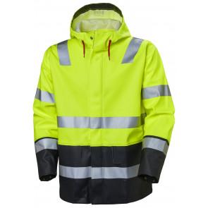 Kurtka ostrzegawcza wodoodporna Alna Rain Jacket