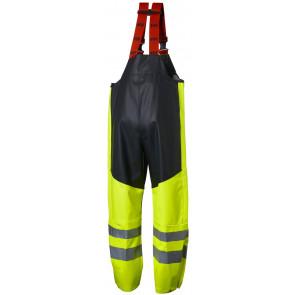 Spodnie ostrzegawcze ALNA RAIN BIB CL 2