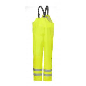 Spodnie ostrzegawcze wodoodporne ALTA RAIN BIB CL 2