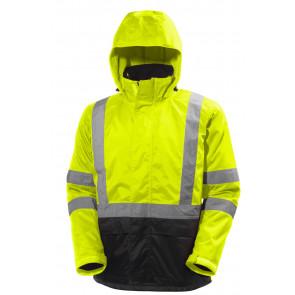 Kurtka ostrzegawcza wodoodporna Alta Shell Jacket CL 3