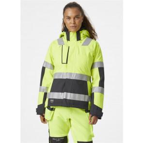 Damska Kurtka ostrzegawcza wodoodporna ocieplana Luna Hi Vis Winter Jacket