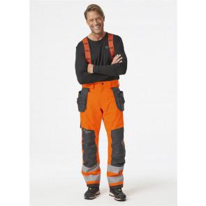 Spodnie ostrzegawcze wodoodporne ocieplane Alna 2.0 Winter Construction Pant CL 2