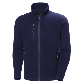 Polar Oxford Fleece Jacket