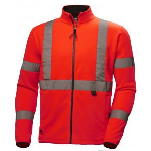 Kurtka polarowa ostrzegawcza Addvis Fleece Jacket CL 3