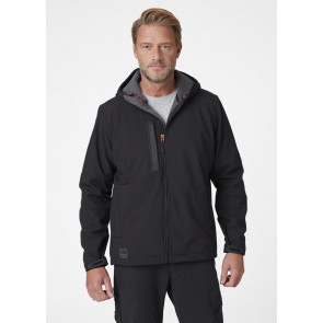 Kurtka robocza softshellowa Kensington Hooded Softshell