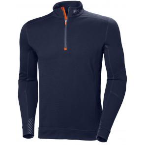 Damska Bluza termoaktywna HH Lifa Merino Half Zip