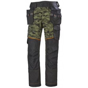 Spodnie robocze Chelsea Evolution Construction Pant Camo