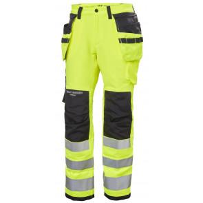Damskie Spodnie ostrzegawcze Luna HI VIS Construction Pant CL 2