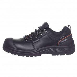 Buty robocze oddychające czarne Chelsea Low HT WW S3