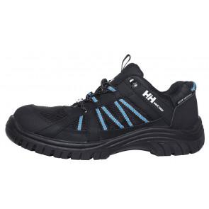 Buty robocze oddychające czarne Kollen Low WW S3
