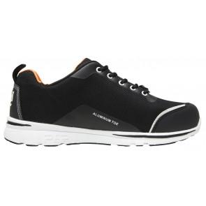 Buty robocze oddychające czarne Oslo Low S1P