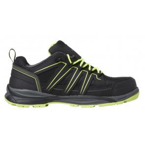 Buty robocze oddychające czarne Addvis Low S3