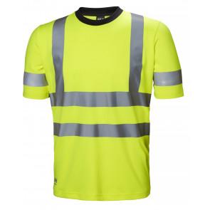 T-shirt ostrzegawczy Addvis Tee