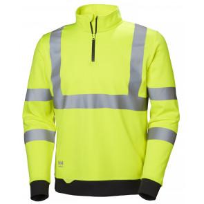 Bluza polarowa ostrzegawcza Addvis Half Zip Sweatshirt