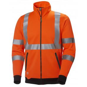 Bluza polarowa ostrzegawcza Addvis Zip Sweatshirt