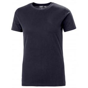 Damski T-shirt bawełniany Manchester